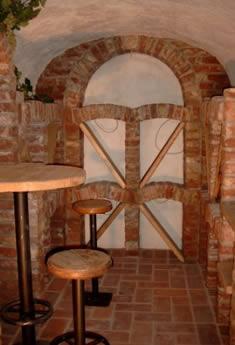 Berühmt Weinkellerbau - Ausbau Ihres Weinkellers zum antiken Weinkeller PN07